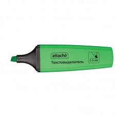 Текстмаркер Attache Palette зеленый (толщина линии 1-5 мм)