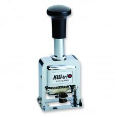 Нумератор автоматический 20600 KW-trio (6-и разрядный, 4,8 мм)