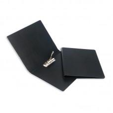 Папка с боковым зажимом Bantex А4 1.9 мм черная (до 100 листов)
