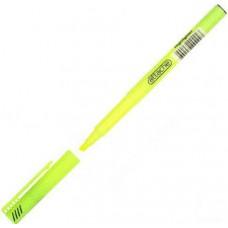 Текстмаркер Attache желтый (толщина линии 1-3 мм)