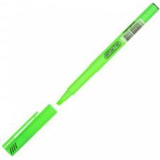 Текстмаркер Attache зеленый (толщина линии 1-3 мм)