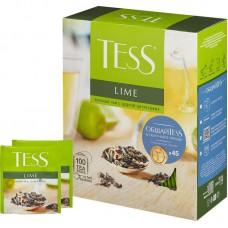 Чай Tess Sunrise черный 100 пакетиков