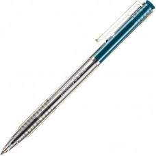 Ручка шариковая  Attache Bo-bo автомат,зеленая