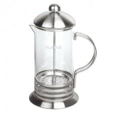 Френч-пресс   1 лит. жаропрочное стекло/нержавеющая сталь