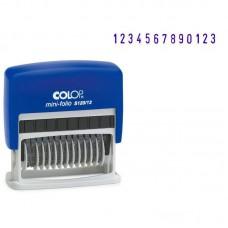 Нумератор ручной Colop S120 13-разрядный купить в Екатеринбурге