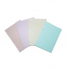 Сменный блок для тетрадей A5 200 л. 4 цвета