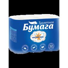 Бумага туалетная Мягкий Знак  2сл.140л.(12шт/уп.) в Екатеринбурге