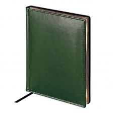 Ежедневник на 2020 год Sidney А5 (168 л./145х206 мм)золотой срез,зеленый