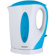 Чайник SONNEN KT-003BL, 1,7 л, 2200 Вт.