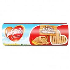 Печенье затяжное Любятово Мария традиционное 180 гр.