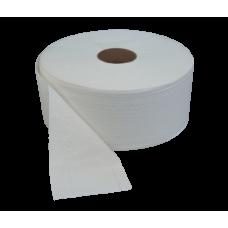 Бумага туалетная Стандарт-Престиж с втулкой, белая с тиснением 200м.(Аналог 197 TORK)