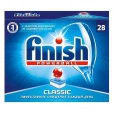 Таблетки для посудомоечных машин Finish Classic (28 шт/уп)