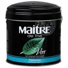 Чай Maitre Наполеон зеленый 100 гр.