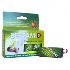 Липкая лента от мух Reftamid (4 шт/ уп)