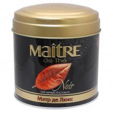 Чай Maitre Noir черный 100 гр.