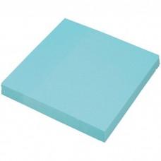 Блок стикеров 51x51 мм. 100 л. пастель,голубой