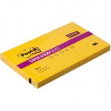 Блок стикеров 76*127 100л. неон-желтый