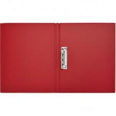 Папка с боковым зажимом Bantex А4 1.9 мм красная (до 100 листов)