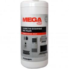 Чистящие салфетки MEGAoffice универсальные (100шт./уп)