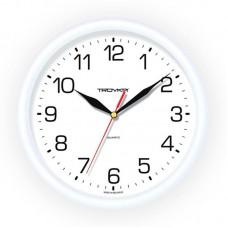 Часы настенные Troyka 21210213 белые