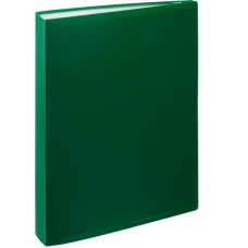Папка на 100 файлов Attache 1.0 зеленая в Екатеринбурге