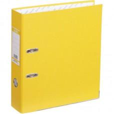 Регистратор  Bantex Economy А4  75-80мм. желтый