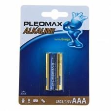 Батарейка Samsung Pleo Max ААА R03 мизинчиковая (цена 1шт)