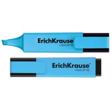 Текстмаркер  Erich Krause голубой (толщина линии 2-5мм) в Екатеринбурге