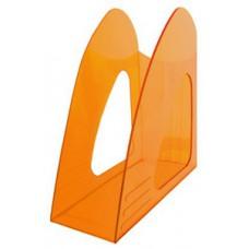 Лоток вертикальный  Hatber оранжевый  90мм.