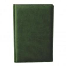 Ежедневник недатированный Attache Сиам А5 176 л. зеленый (143x210 мм)