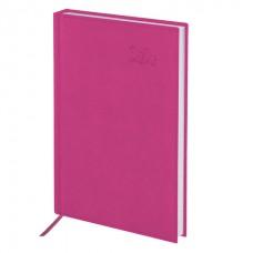 Ежедневник на 2020 Brauberg Rainbow А5 (168л./138*213мм) розовый