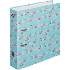 Регистратор Attache Selection Flamingo 75 мм. голубая