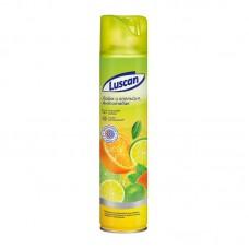 """Освежитель воздуха Luscan """"Лайм и апельсин"""" сухое распыление 300 мл."""