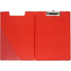 Планшет с крышкой красный Bantex