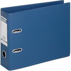 Регистратор  Bantex А5 (154x216 мм) корешок 70 мм темно-синяя горизонтальная