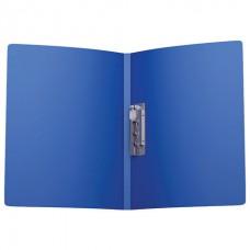 """Папка с боковым зажимом """"ERICH KRAUSE """"Classic"""" 0,5 мм.синяя"""
