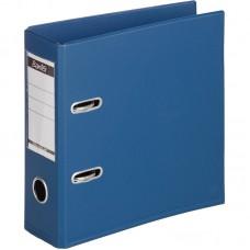 Регистратор Bantex А5 (154x216 мм) корешок 70 мм темно-синяя вертикальная