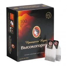 Чай «Принцесса Нури», черный, 100 пакетиков