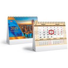 """Календарь-домик """"Делового человека""""10,5*16см. на 2019год"""