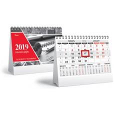 """Календарь-домик """"Делового человека"""" 10,5*16см. на 2019год"""