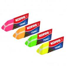 Ластик Kores виниловый  64x20x16 мм.