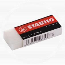 Ластик STABILO Supreme, размер 62*22*11 мм