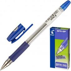 Ручка шариковая Pilot  BPS-GP EF 0,5мм синяя  с резин. манж. в Екатеринбурге