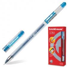 Ручка гелевая E.Krause G-Point 0.38мм, игольчатый наконечник, синяя