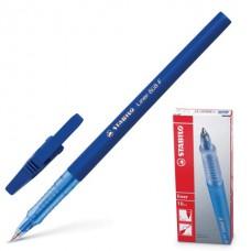 Ручка шариковая Stabilo 808 cиняя