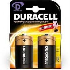 Батарейка R20 Duracell (2 шт/уп) в Екатеринбурге