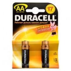 Батарейка Duracell АА пальчиковая (цена 1шт)