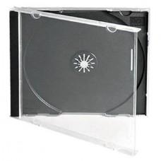 Контейнер для CD-диска пластик  (5шт/уп)