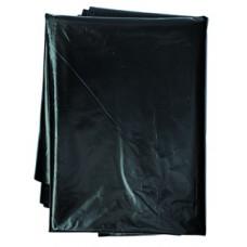 Мешки для мусора 120 л (50 шт/уп.) 45 мкр. серые