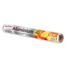 Фольга пищевая алюминевая рулон 10м х 30см. ассорти